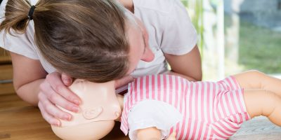 Kids [Baby & Child focused] CPR Class Balmain Inner West Birchgrove